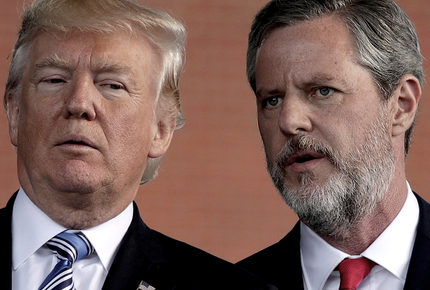 How Jerry Falwell helped pave the way for the white nationalist horrors of the Trump era thumbnail