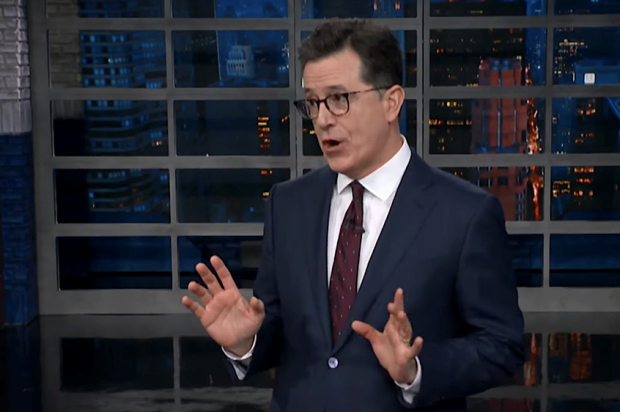 YouTube/The Late Show with Stephen Colbert
