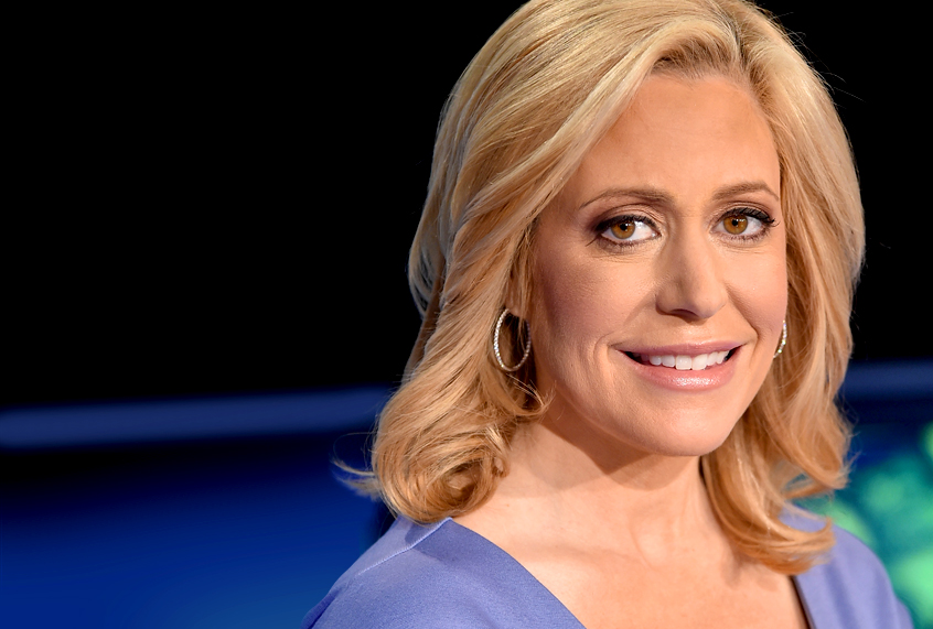 Fox News' Melissa Francis on #MeToo in media and why