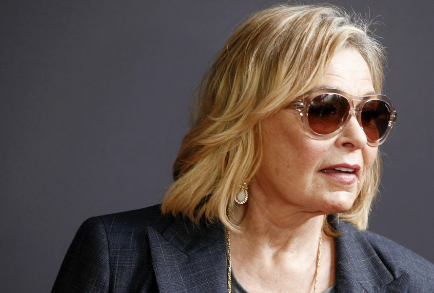"""Roseanne Barr suggests she was fired by ABC because she is Jewish and supports Israel 