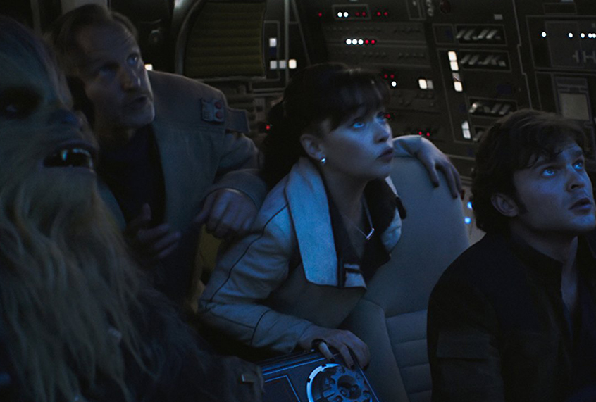 Solo Tips The Balance There Have Now Been More Bad Star Wars