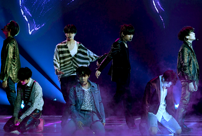 How Korean boy band BTS toppled Asian stereotypes — and took