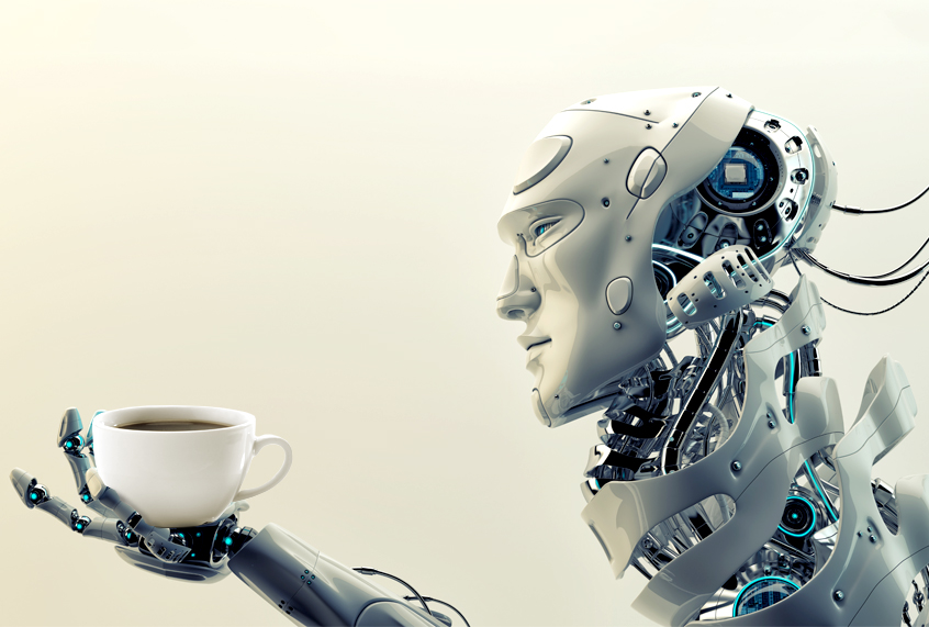 "The Rise Of The ""Automacene"": How Robots Will Define The"