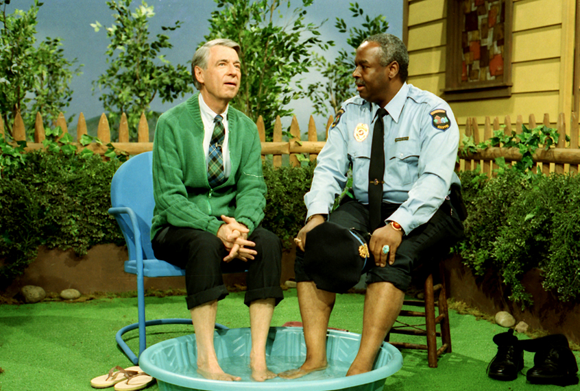 Mister Rogers was actually a badass: New film