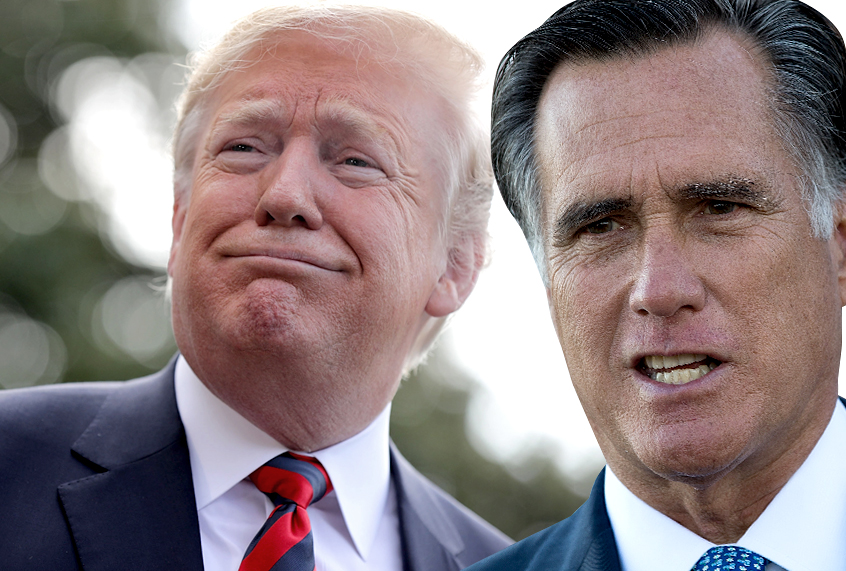 Mitt Romney backs vote on Trump's Supreme Court nominee, paving way to fill election year vacancy thumbnail