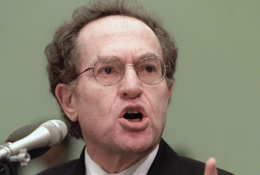 Alan Dershowitz, Jewish identity and the long road to