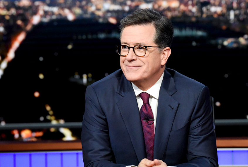 Stephen Colbert explains what went on in Ted Cruz's head when he froze at the ...