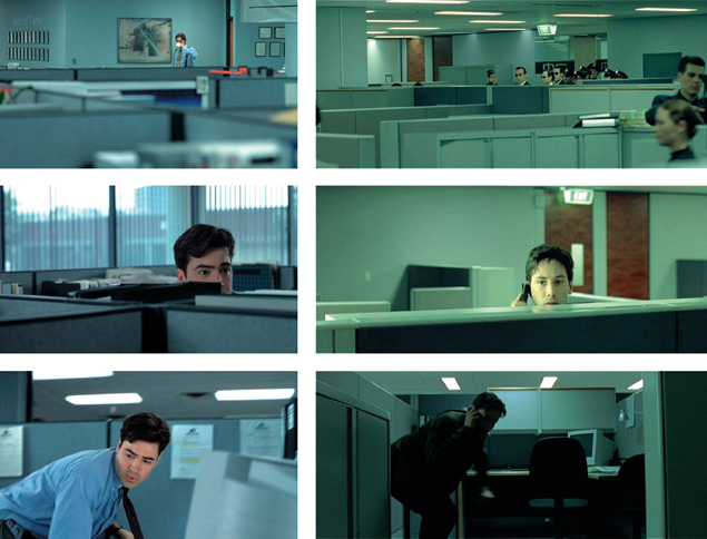 Matrix Office Space Embed