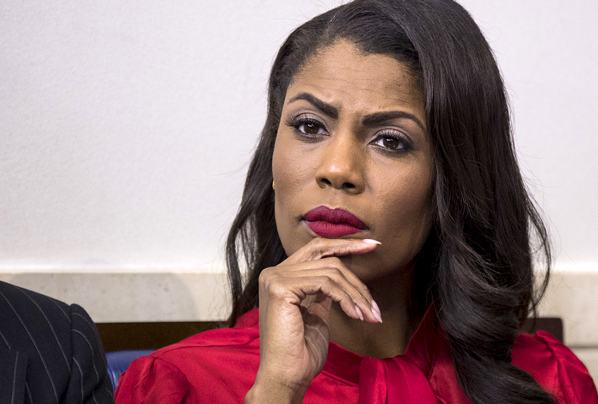 Omarosa Manigault Newman can't force Trump to sit for deposition, federal judge rules