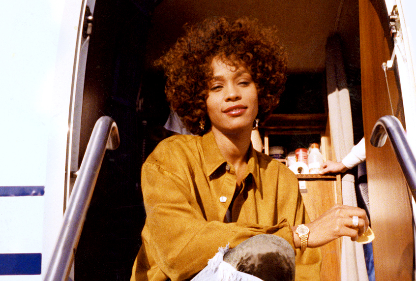 """""""Whitney"""" director on Houston's untold story: """"Whitney had been abused, ..."""