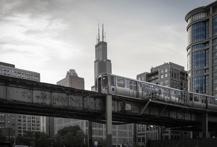 Thousands of Chicago workers are out on the first citywide