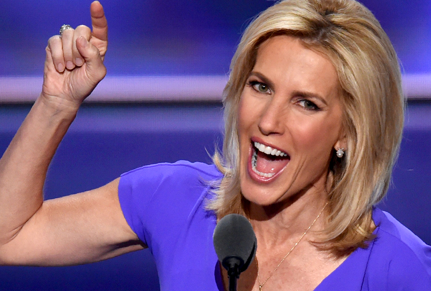 "Laura Ingraham guest claims the United States is ""in a civil war"" — and Americans should ""buy guns"" 
