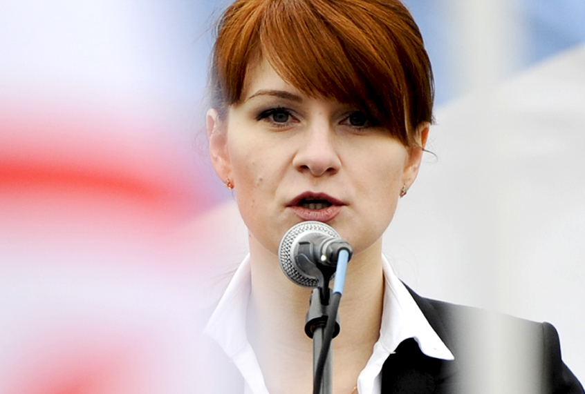 This Week in Maria Butina: The Russian spy story that connects the Trump campaign to the NRA