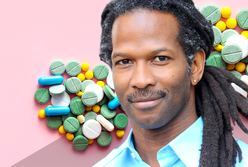 """Carl Hart on why it's time to legalize drugs: """"What is wrong with people making that choice?"""""""