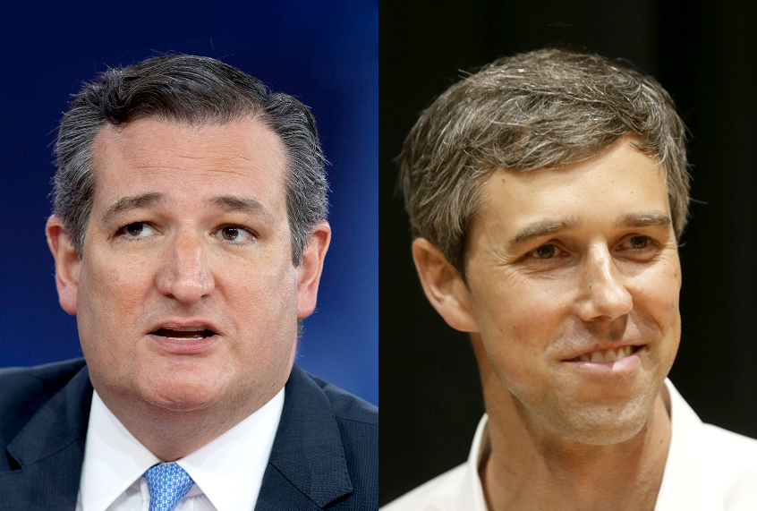 Republican Ted Cruz suggests a ban on barbecue could occur if Texas votes for De...