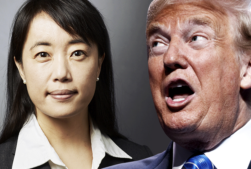 Yale psychiatrist Bandy Lee: Trump's mental health is now a