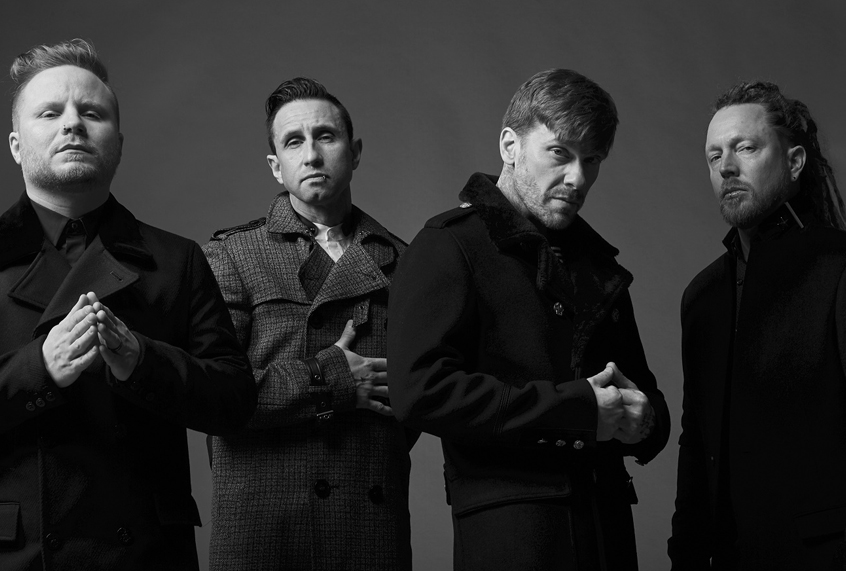 Rock band Shinedown removes the stigma around mental health and