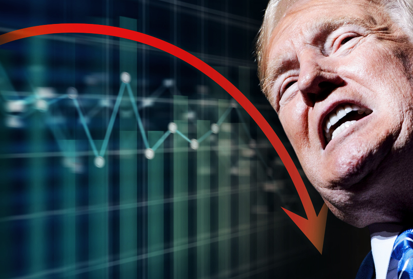 Trump is driving us toward a big recession: It will be