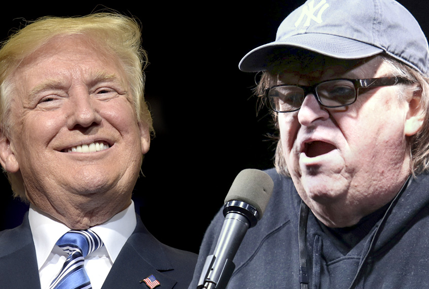Michael Moore was right about Trump in 2016 — and now he is warning