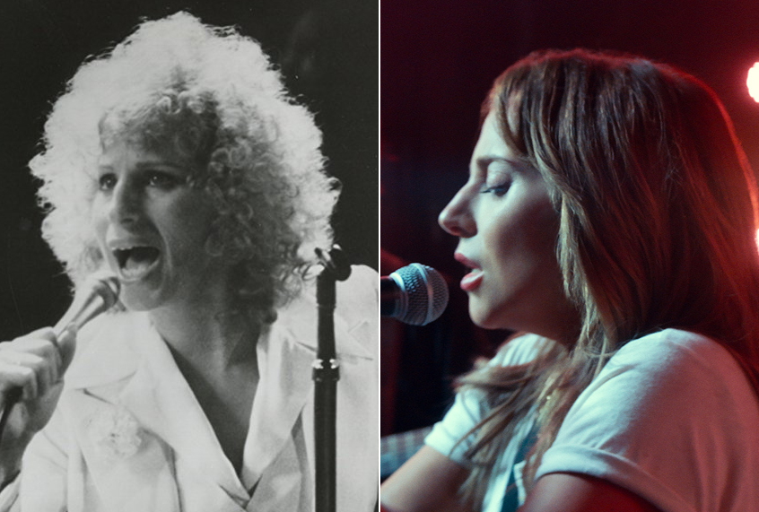 Lady Gaga vs Streisand: Will