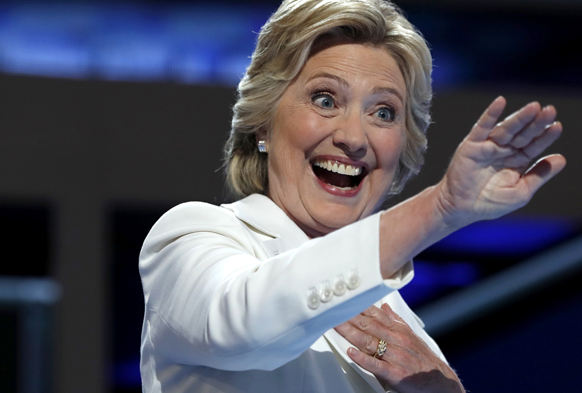 How long will Democrats keep on letting Hillary Clinton dominate the party?