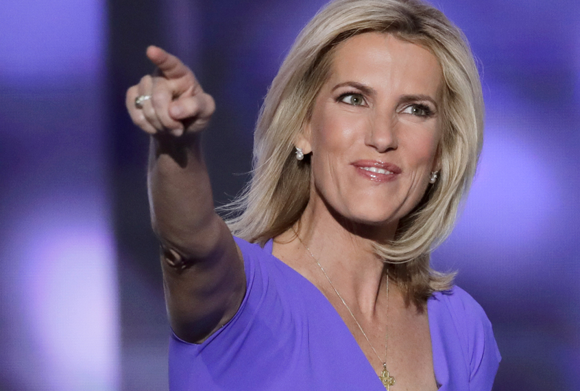"Fox News host Laura Ingraham loses it when guest mentions ""Sharpiegate"" during coronavirus segment"