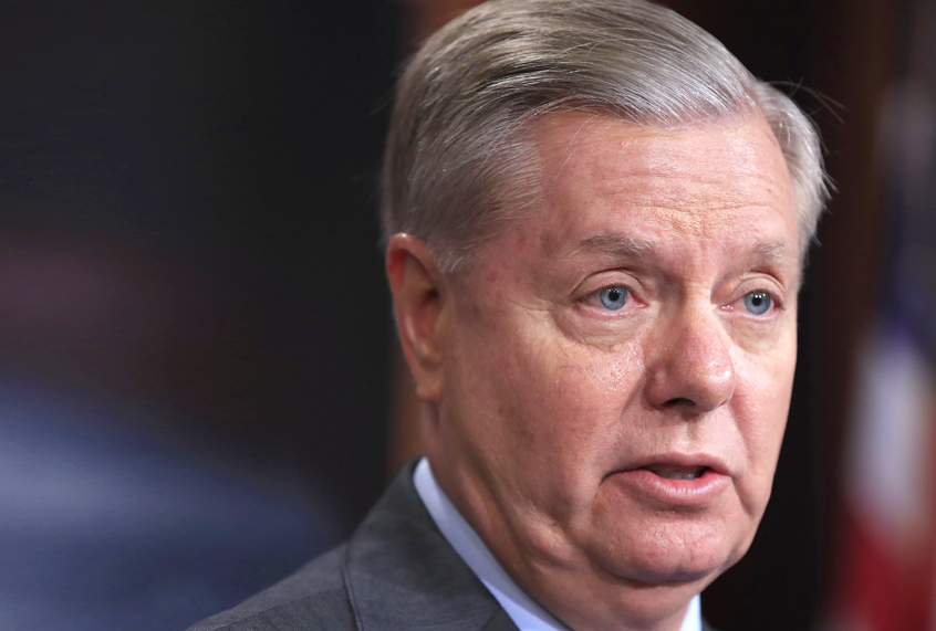 """Graham threatens to make defense secretary's life """"hell"""" over possible troop withdrawal: report"""
