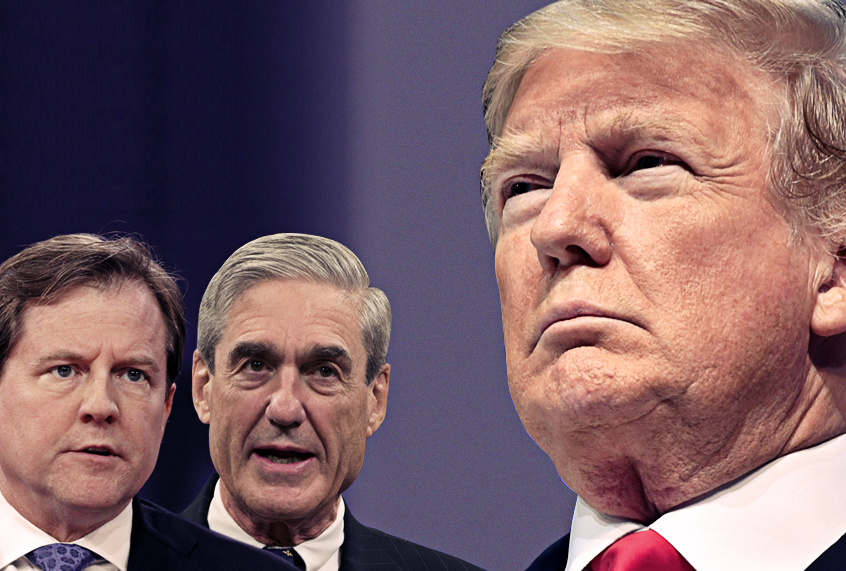 Image result for PHOTOS OF MUELLER DON MCGAHN