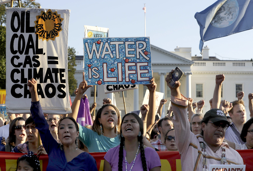 "Standing Rock Sioux tribe wins ""huge victory"" in federal court"