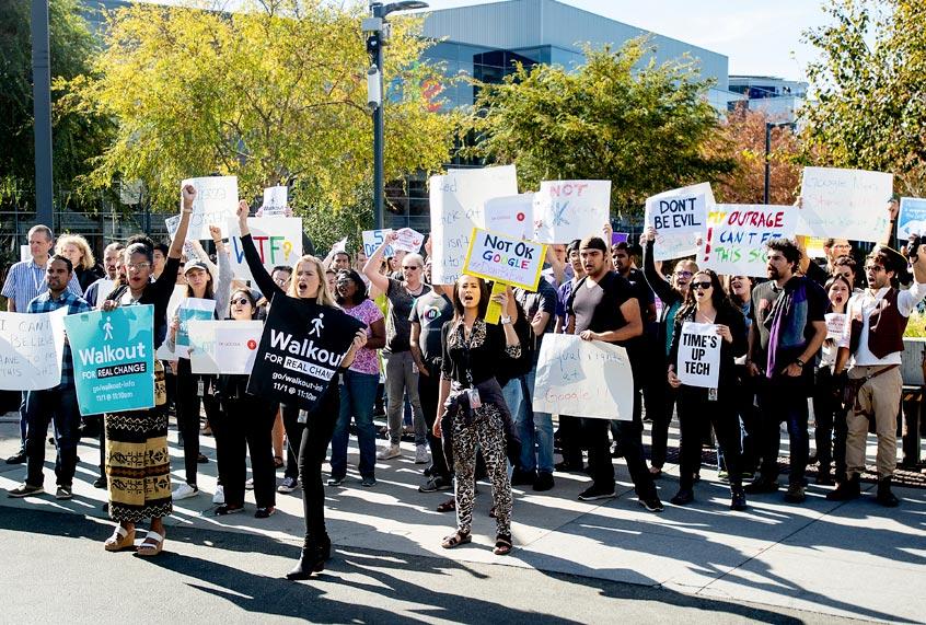 Google termina el arbitraje forzado después de las protestas, pero el descontento de los trabajadores sigue creciendo