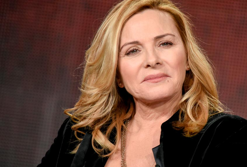 """""""Sex and the City"""" director details Kim Cattrall drama ..."""