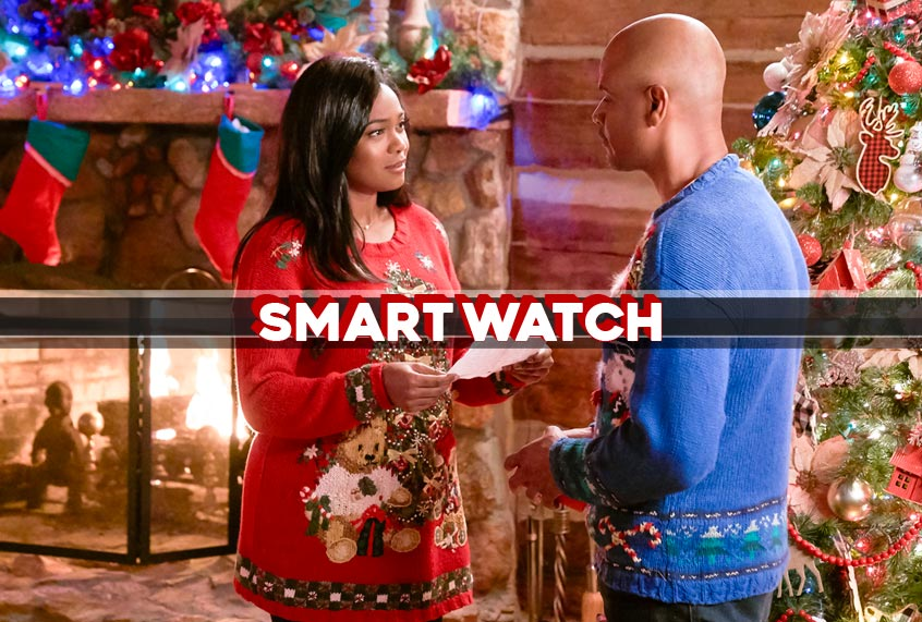 Smart Watch: Finally, Hallmark Channel's Christmas romances aren't all white