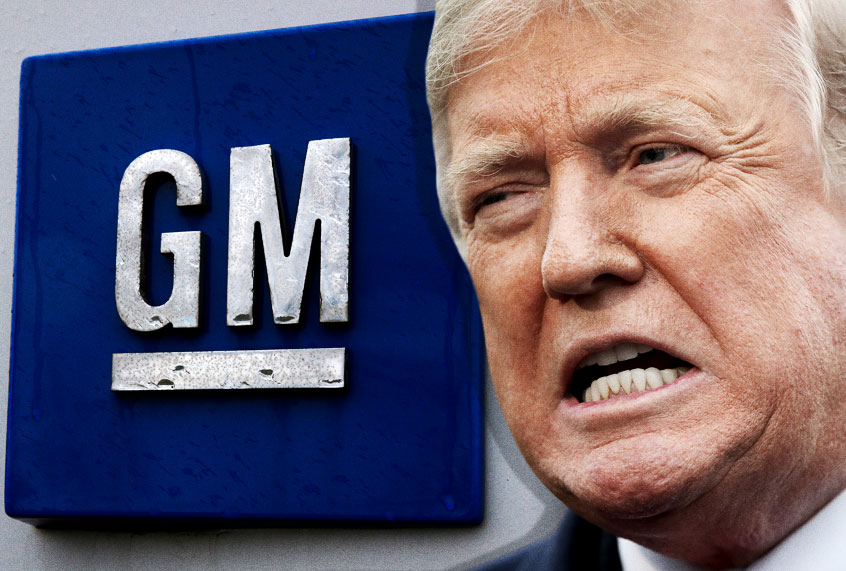 Defense Production Act invoked after Trump balks at $1 billion ventilator price tag from GM: report
