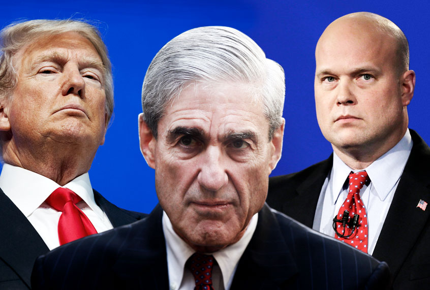 Theres Your Mueller Report Provided In A Form That Matt Whitaker Wont Be Able To Suppress Salon Com