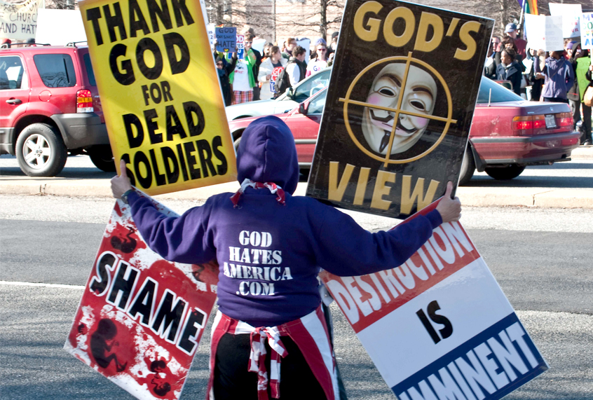 Growing up in Westboro Baptist Church: We were