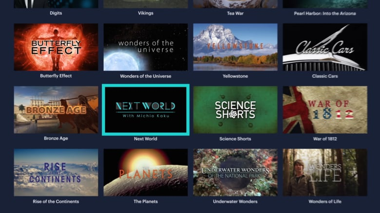 This documentary streaming service is less than $2 a month