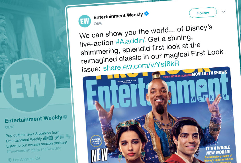 Aladdin Debuts Will Smith S Hip Hop Flavored Genie Who Is Part