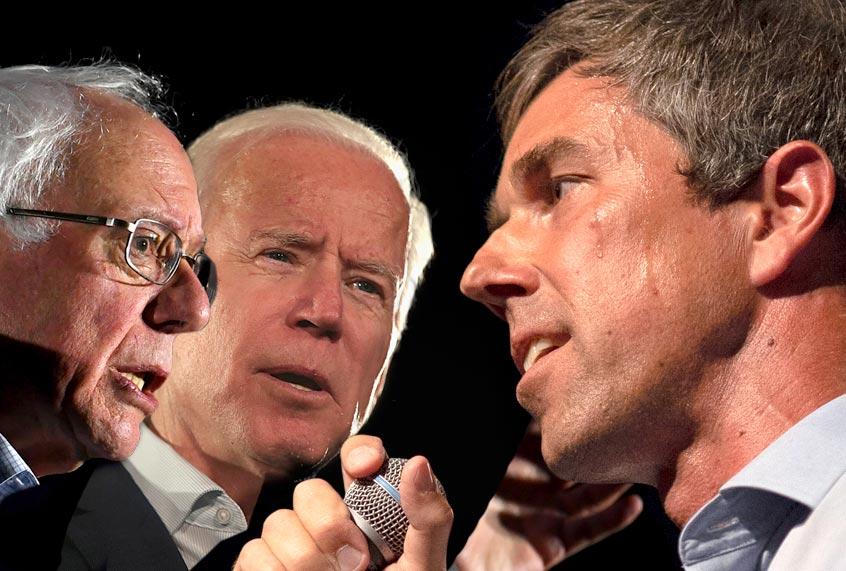 Who's advising Joe Biden on climate? His former rivals thumbnail