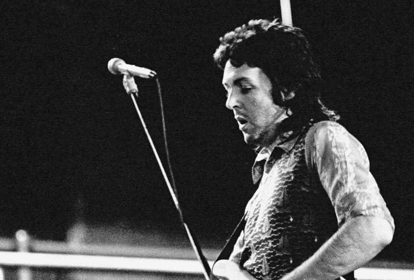 Wings was a better band than Paul McCartney or his critics