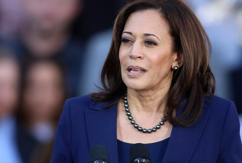 Kamala Harris appears to gloat about truancy policies she ...