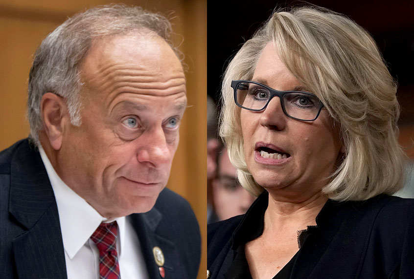 5 conservatives who blasted Steve King's appalling defense of rape and incest