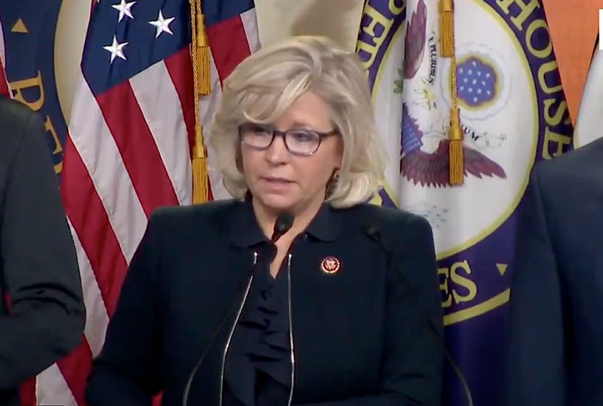 Liz Cheney becomes highest-ranking Republican to support a ...