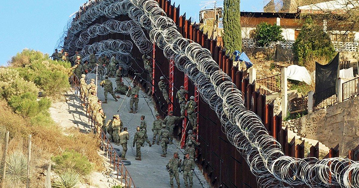 Border town in Arizona tells Trump,