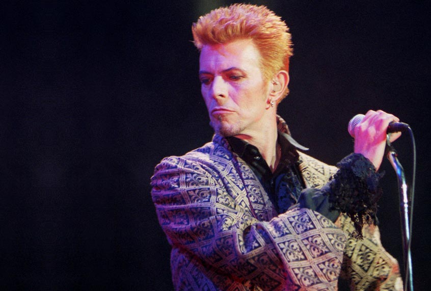 "Never forget David Bowie masterminded history's ""biggest art hoax"""
