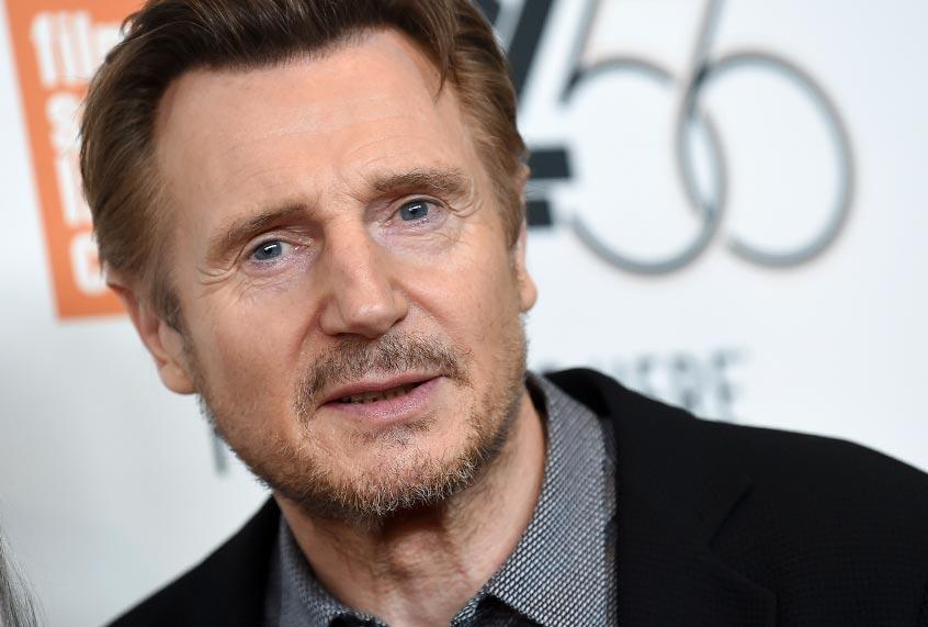 Liam Neeson responds to backlash over rape revenge story:
