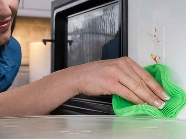 These innovative sponges clean almost anything