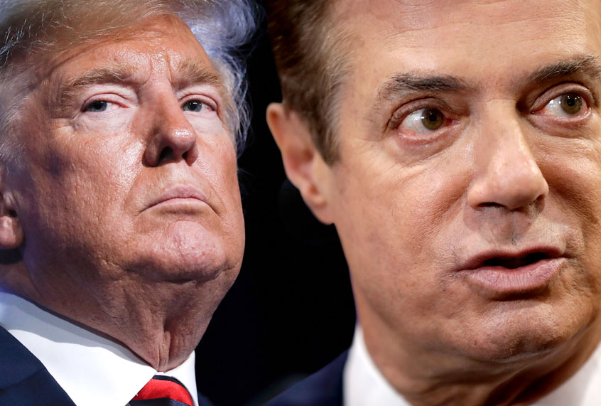 Behind Paul Manafort's sordid career: Hints of a much larger Trump conspiracy