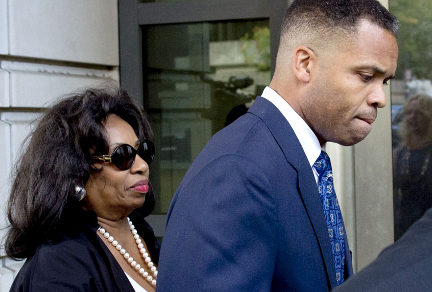 A mother's letters to her son in prison: Jesse Jackson Jr 's mother