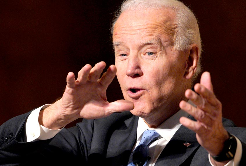 A lot of people love the idea of Joe Biden — but is the ...