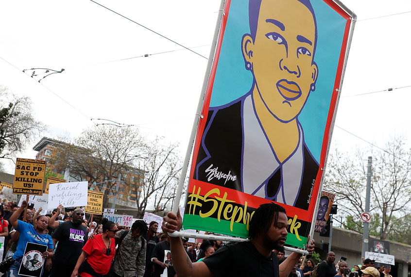 No justice for Stephon Clark: Yet another case of police